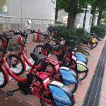 都内の移動には、(電動アシスト)自転車シェアリング「コミュニティサイクル」がかなり便利!