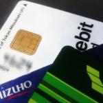 三大メガバンク(三井住友・三菱東京UFJ・みずほ)のデビットカードを徹底比較!どこのデビットカードがよりお得!?